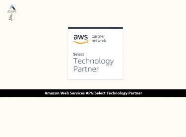【プレスリリース】AWS(Amazon Web Services)APNの セレクトテクノロジーパートナーに認定